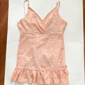 NWT Forever 21 - Lace Knit Dress (S)